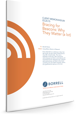 Borrell Client Memo Bracing for Beacons: Why They Matter (a lot)