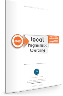 2015 to 2020 Local Programmatic Advertising