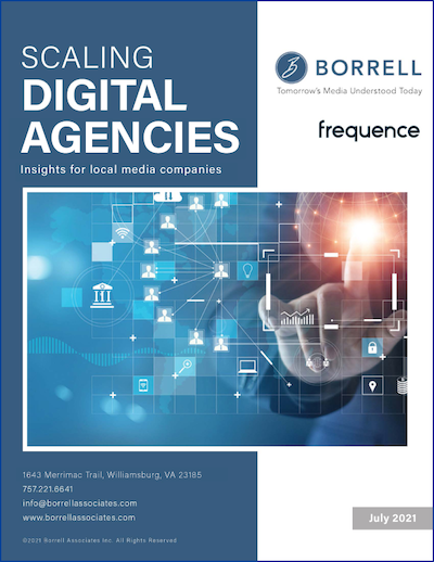 Scaling Digital Agencies: Insights for Local Media Companies